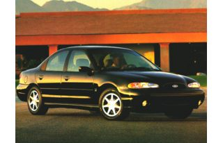 GE 1997 Ford Contour