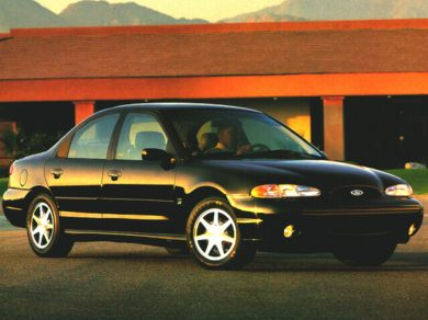 GE 1996 Ford Contour