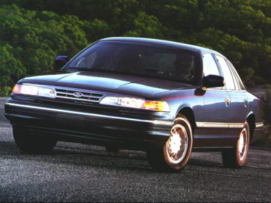 null 1996 Ford Crown Victoria