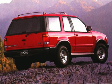 GE 1997 Ford Explorer