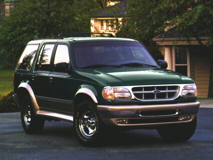1996 ford explorer specs safety rating mpg carsdirect. Black Bedroom Furniture Sets. Home Design Ideas