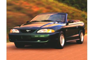 GE 1996 Ford Mustang
