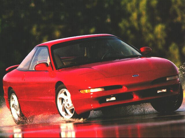 1996 Ford Probe Specs Safety Rating Amp Mpg Carsdirect
