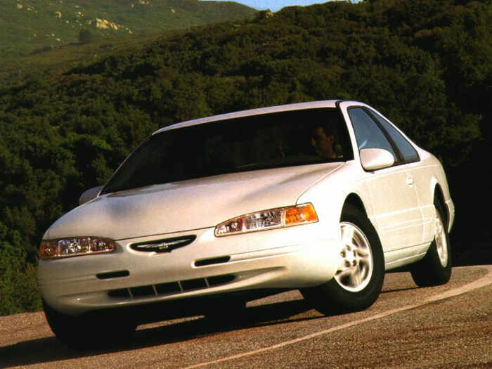 1996 ford thunderbird specs safety rating mpg carsdirect. Black Bedroom Furniture Sets. Home Design Ideas