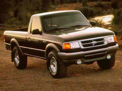 1996 ford ranger specs safety rating mpg carsdirect. Black Bedroom Furniture Sets. Home Design Ideas