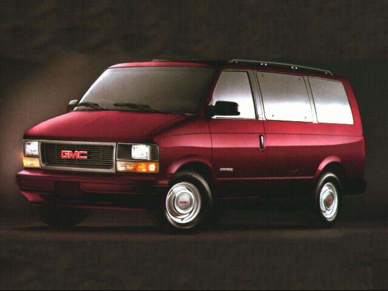 1985-2005 GMC Safari / Chevrolet Astro (M-body platform)   It Rolls.