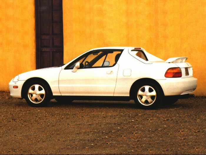 1996 honda del sol specs safety rating mpg carsdirect. Black Bedroom Furniture Sets. Home Design Ideas