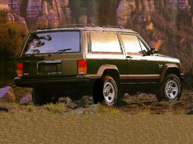 see 1997 jeep cherokee color options carsdirect. Black Bedroom Furniture Sets. Home Design Ideas