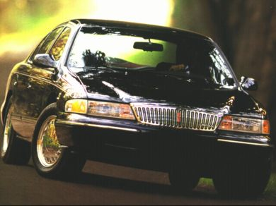 GE 1996 Lincoln Continental