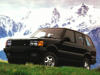 null 1996 Land Rover Range Rover