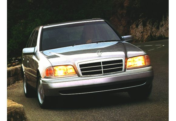 1996 mercedes benz c220 pictures photos carsdirect for 1996 mercedes benz c220
