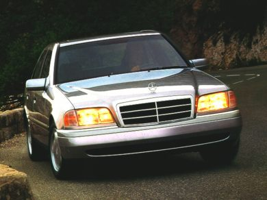 GE 1996 Mercedes-Benz C220