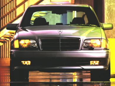 GE 1996 Mercedes-Benz C36