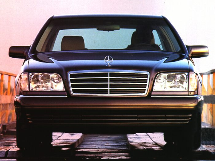 1997 mercedes benz s320 specs safety rating mpg for 1997 mercedes benz s320