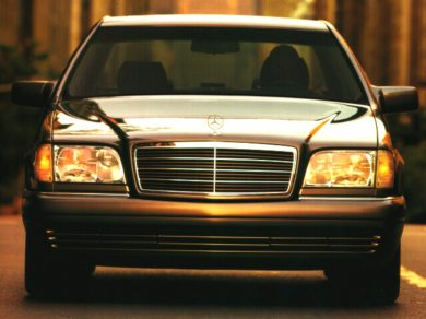 GE 1996 Mercedes-Benz S320