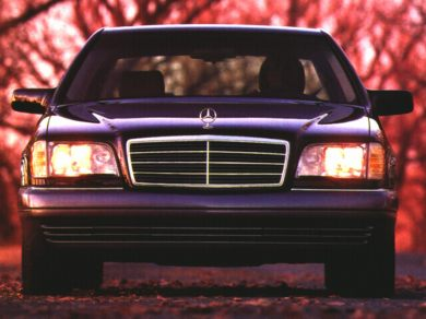 1996 mercedes benz s600 styles features highlights for 1996 mercedes benz s600