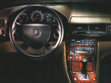 GI 1996 Mercedes-Benz SL320