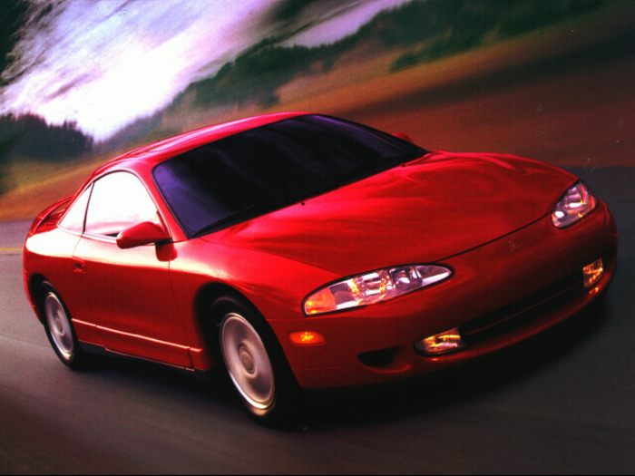 1996 mitsubishi eclipse specs safety rating mpg. Black Bedroom Furniture Sets. Home Design Ideas