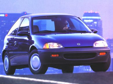 null 1997 Suzuki Swift