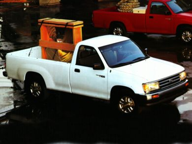 3/4 Front Glamour 1996 Toyota T100