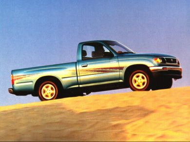1996 toyota tacoma specs safety rating mpg carsdirect. Black Bedroom Furniture Sets. Home Design Ideas