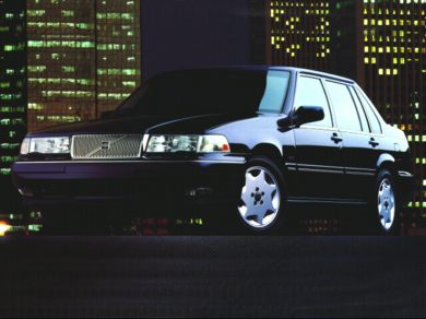 null 1996 Volvo 960