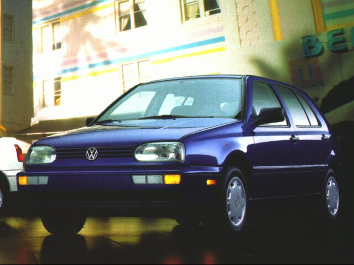 1996 volkswagen golf specs safety rating mpg carsdirect. Black Bedroom Furniture Sets. Home Design Ideas