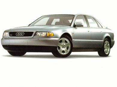null 1997 Audi A8
