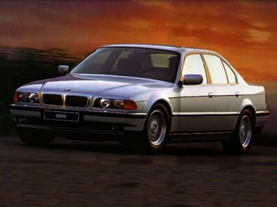 null 1997 BMW 740