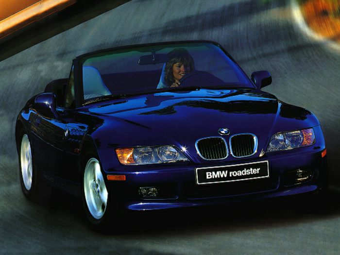 1997 Bmw Z3 Specs Safety Rating Amp Mpg Carsdirect