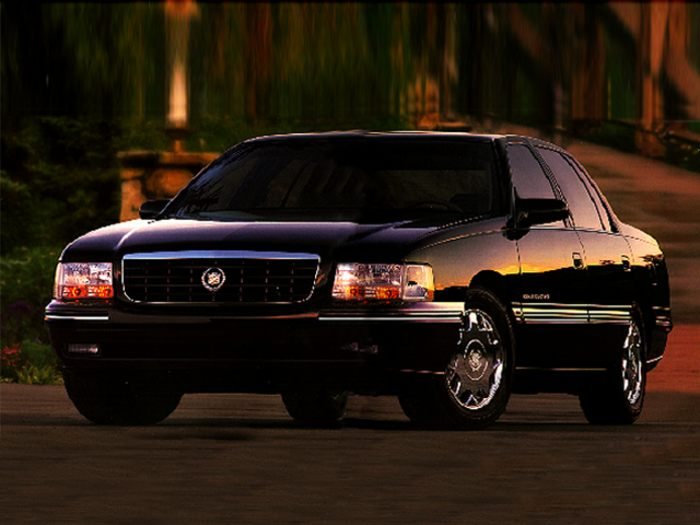 1997 cadillac deville specs safety rating mpg carsdirect. Black Bedroom Furniture Sets. Home Design Ideas