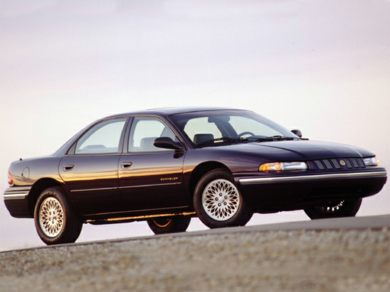 1997 chrysler concorde specs safety rating mpg carsdirect for Honda cars of meadville