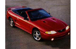GE 1997 Ford Mustang