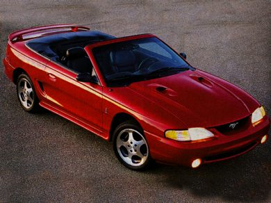 null 1997 Ford Mustang
