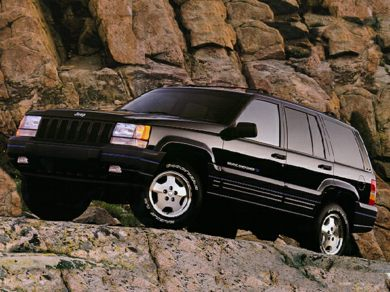 GE 1997 Jeep Grand Cherokee