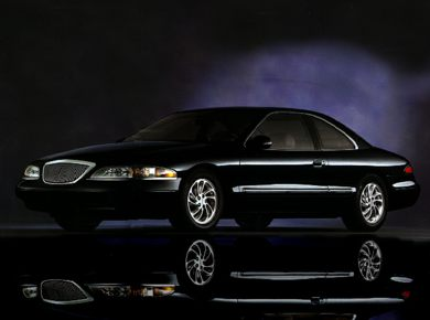 null 1997 Lincoln Mark VIII