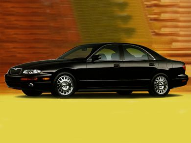 3/4 Front Glamour 1997 Mazda Millenia
