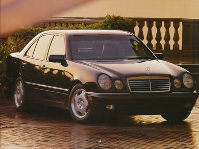 GE 1996 Mercedes-Benz E320
