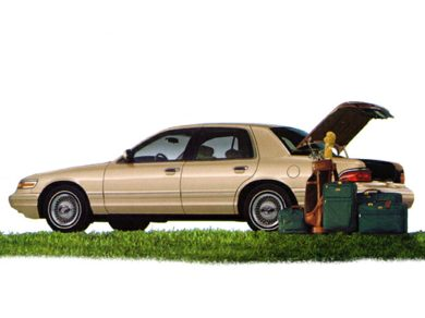 GE 1998 Mercury Grand Marquis
