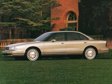 null 1997 Oldsmobile Regency