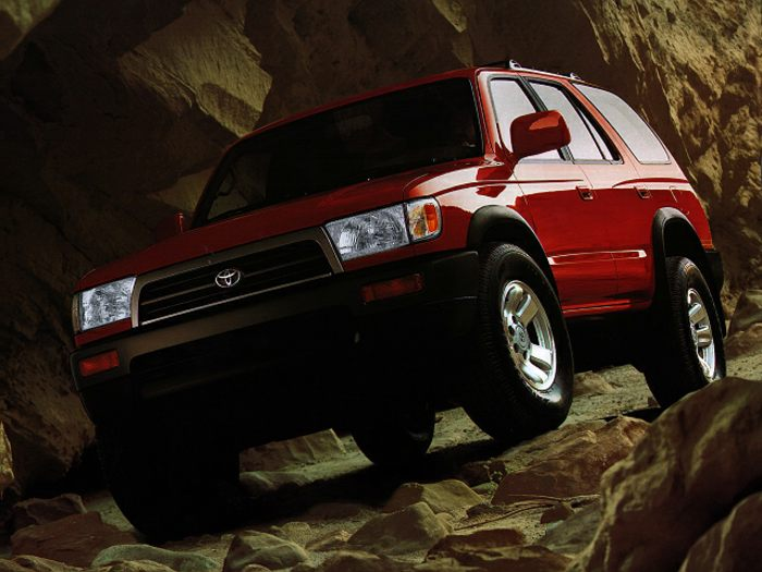 1997 toyota 4runner specs safety rating mpg carsdirect. Black Bedroom Furniture Sets. Home Design Ideas