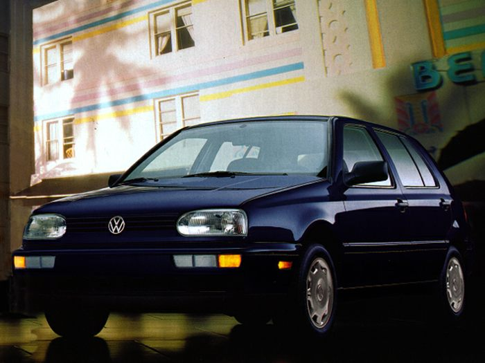 volkswagen golf specs safety rating mpg carsdirect