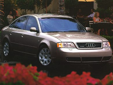 null 1998 Audi A6