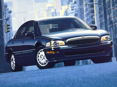 null 1997 Buick Park Avenue