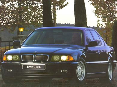 null 1998 BMW 750