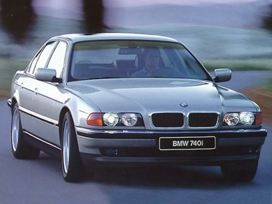 null 1998 BMW 740
