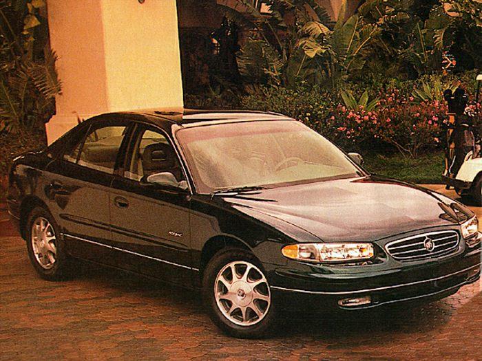 1998 buick regal specs safety rating mpg carsdirect. Black Bedroom Furniture Sets. Home Design Ideas