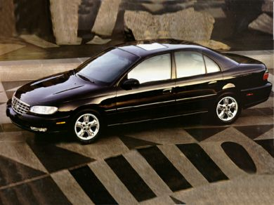 1998 cadillac catera specs safety rating mpg carsdirect. Black Bedroom Furniture Sets. Home Design Ideas