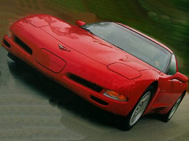 GE 1998 Chevrolet Corvette