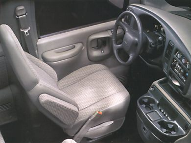 GI 1998 Chevrolet Express